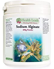 Sodium Alginate (Food Grade) 400g - Molecular Gastronomy Ingredients