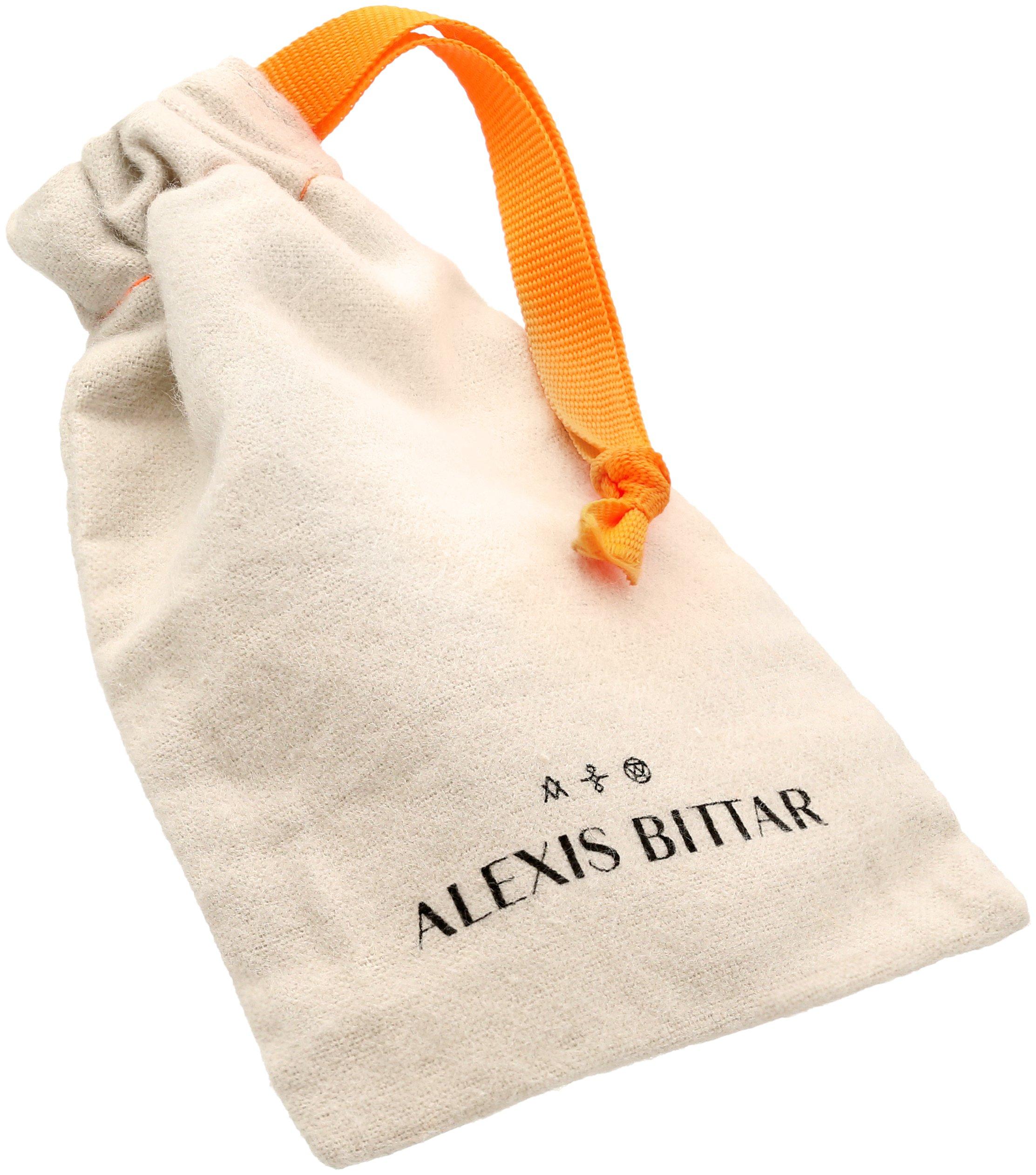 Alexis Bittar Soft Square Cuff Bracelet Bangle, New Labradorite, One Size by Alexis Bittar (Image #3)