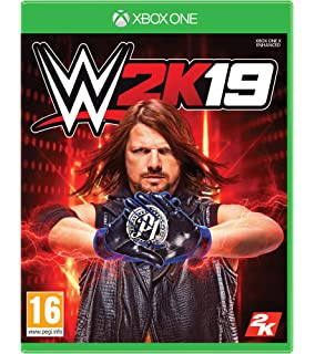 Amazon com: WWE 2K19 - Xbox One: Take 2 Interactive: Video Games