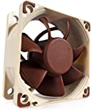 Noctua NF-A6x25 PWM, Premium Quiet Fan, 4-Pin (60mm, Brown)