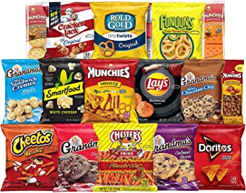 40-Count Frito-Lay Ultimate Snack Care Package