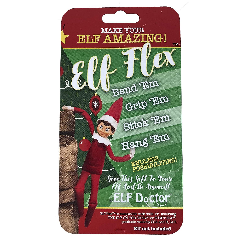 Amazon.com: ELF FLEX Elf on the Shelf Accessories Upgrade Kit by ELF ...