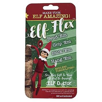 3315bf517 Amazon.com  ELF FLEX Elf on the Shelf Accessories Upgrade Kit by ELF ...