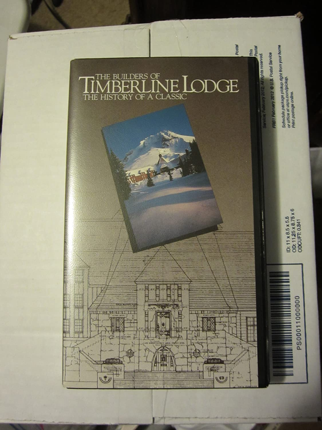 Amazon The Builders Of Timberline Ficial History Of