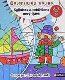 Syllabes et additions magiques, 6-7 ans CP : Cahier double