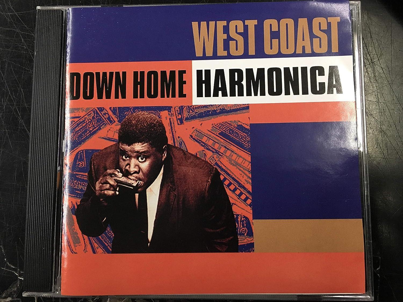 West Coast Down Home Harmonica