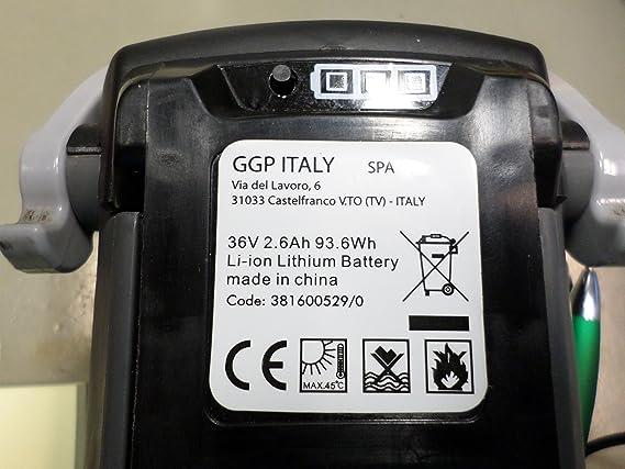 Akkutauschservice Intercambio de cabina Refresh GGP, Stiga ...