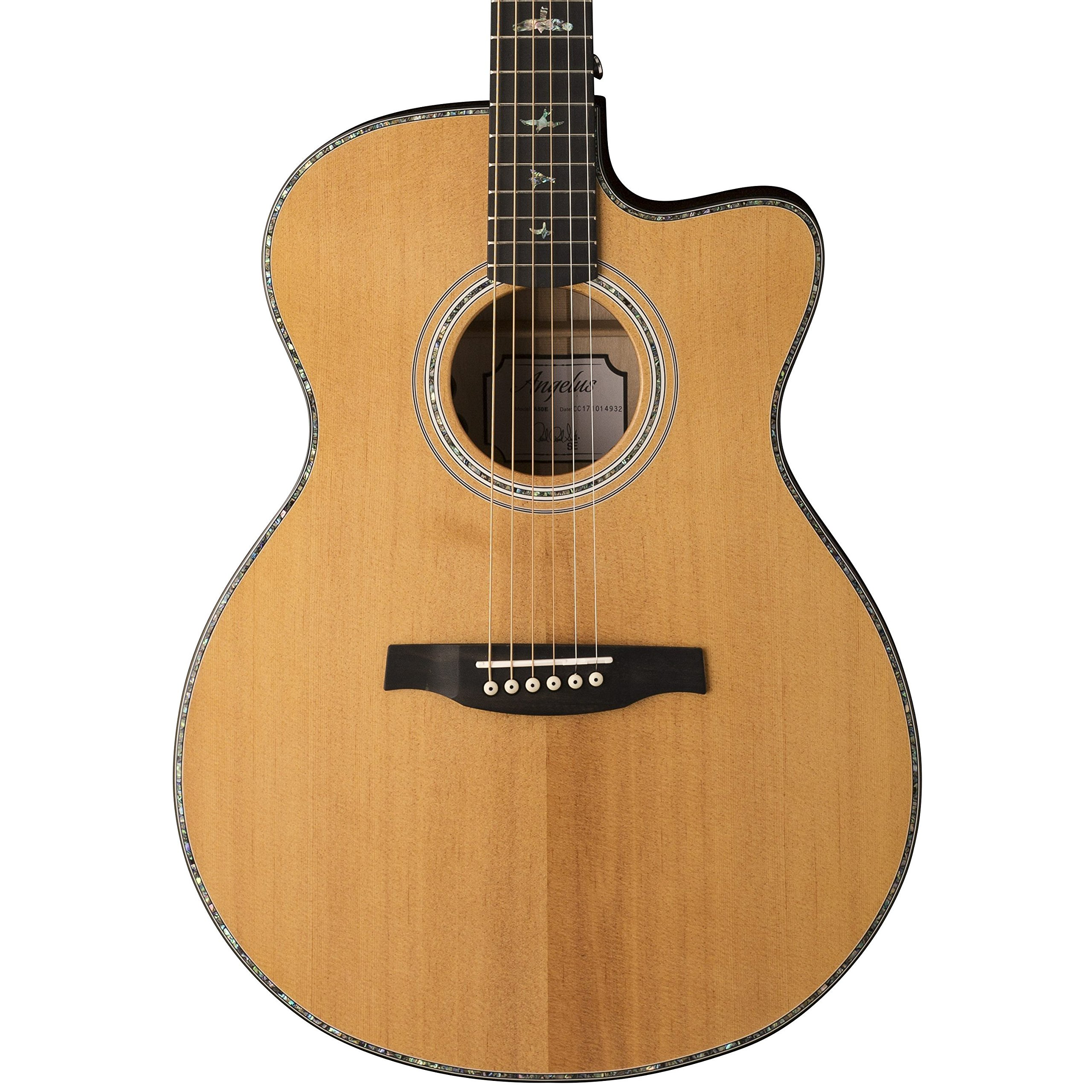 PRS Paul Reed Smith SE Angelus A50E Acoustic Electric Guitar with Case