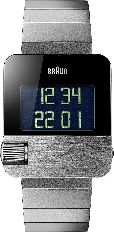 Braun BN0106SLBTG - Reloj de Pulsera, Acero Inoxidable