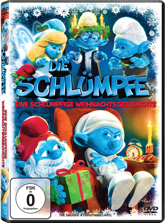 Die Schlümpfe - Eine schlumpfige Weihnachtsgeschichte: Amazon.de ...