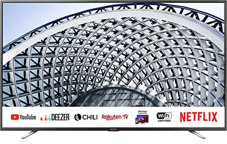 Sharp 40BG5E - Smart TV FHD de 40