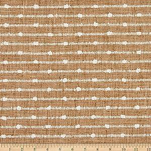 P Kaufmann Deja Vu Basketweave Harvest Fabric by the Yard