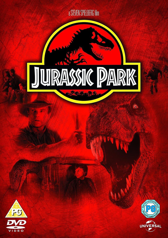 Amazon Com Jurassic Park Dvd 1993 Movies Tv