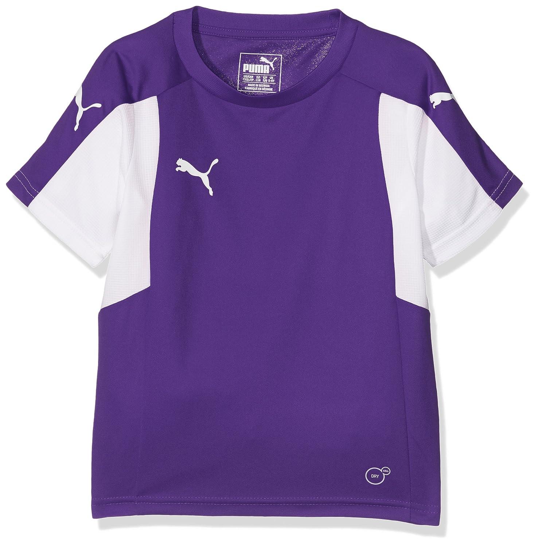 Puma niños Dominate SS Shirt T-Shirt 703063