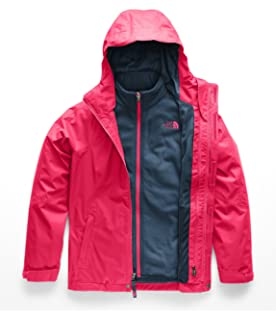 c5163fee3cd Amazon.com  The North Face Boy s Boundary Triclimate Jacket  Clothing