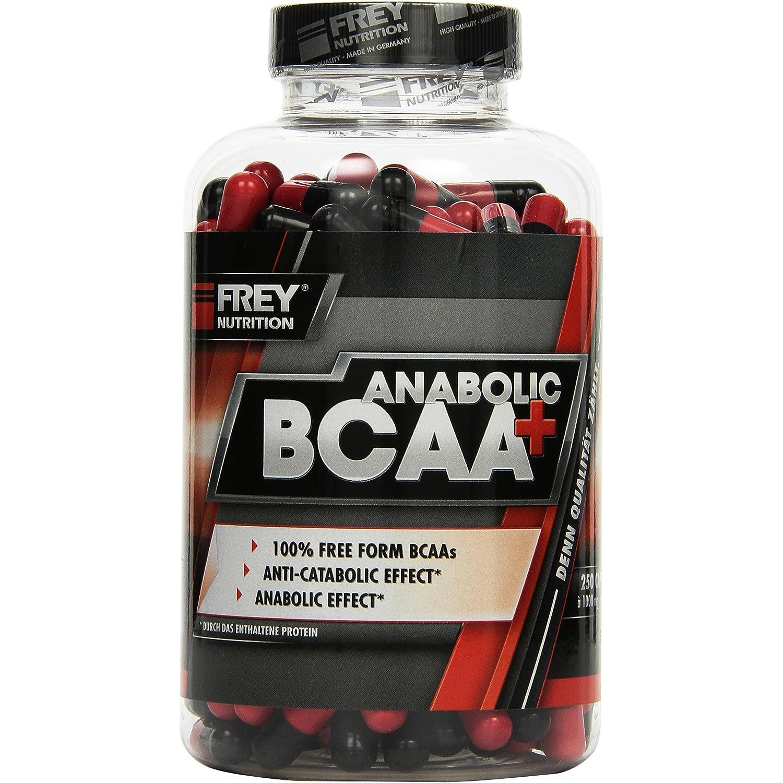 Frey Nutrition Anabolic BCAA