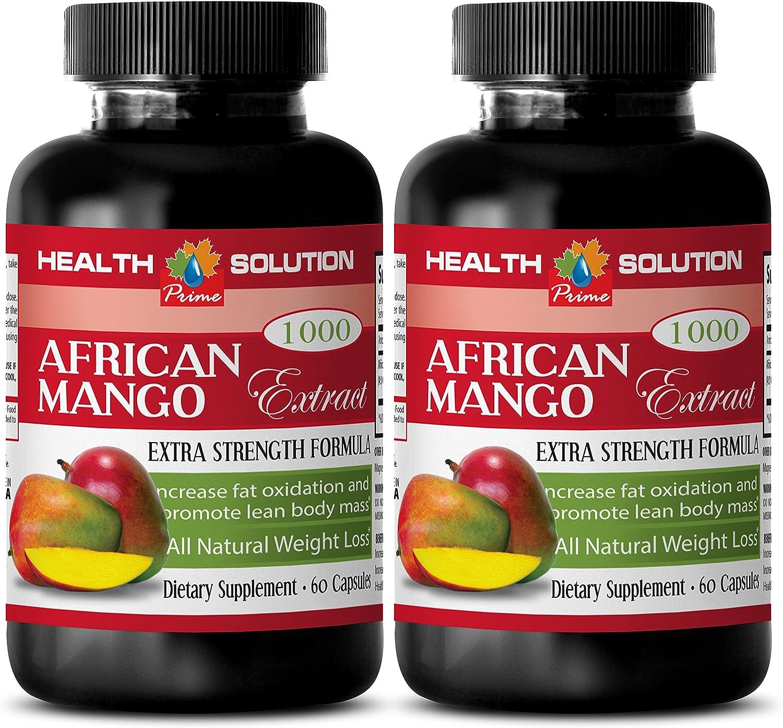 Amazon Com African Mango Pure African Mango 4 1 Extract 1000 Mg