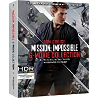 Mission: Impossible 6 Movie Collection