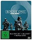 Rogue One - A Star Wars Story (2D+3D) Steelbook [Blu-ray] [Limited Edition]