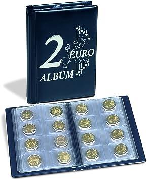 RUTA álbum de bolsillo por 48 monedas de 2 euros: Amazon.es ...
