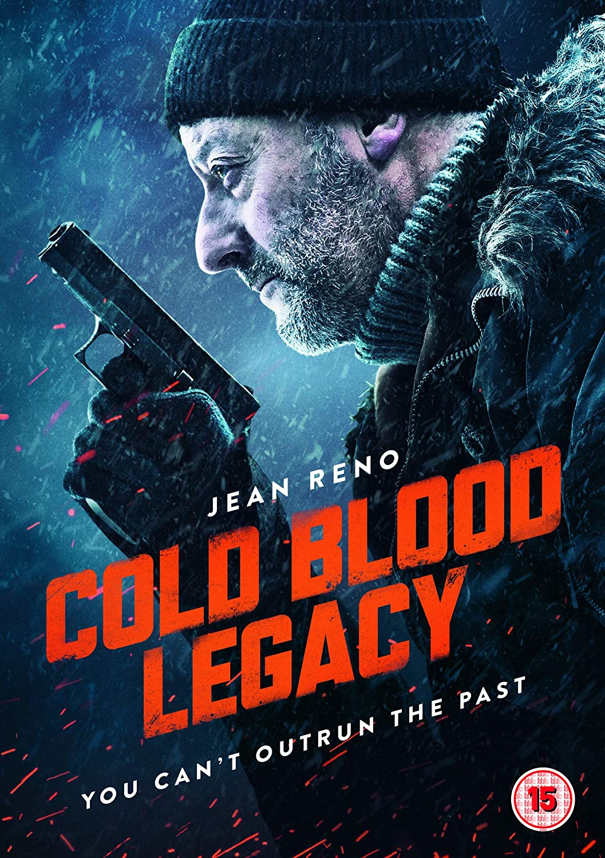 Amazon.com: Cold Blood Legacy (DVD) [2019]: Jean Reno, Sarah Lind, Joe  Anderson, David Gyasi, Ihor Ciszkewycz, Frédéric Petitjean: Movies & TV