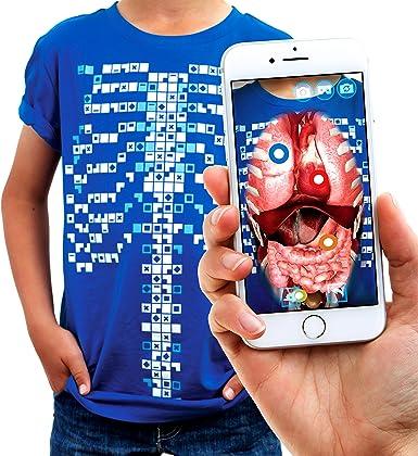Dance Off Boys Robot T-shirt