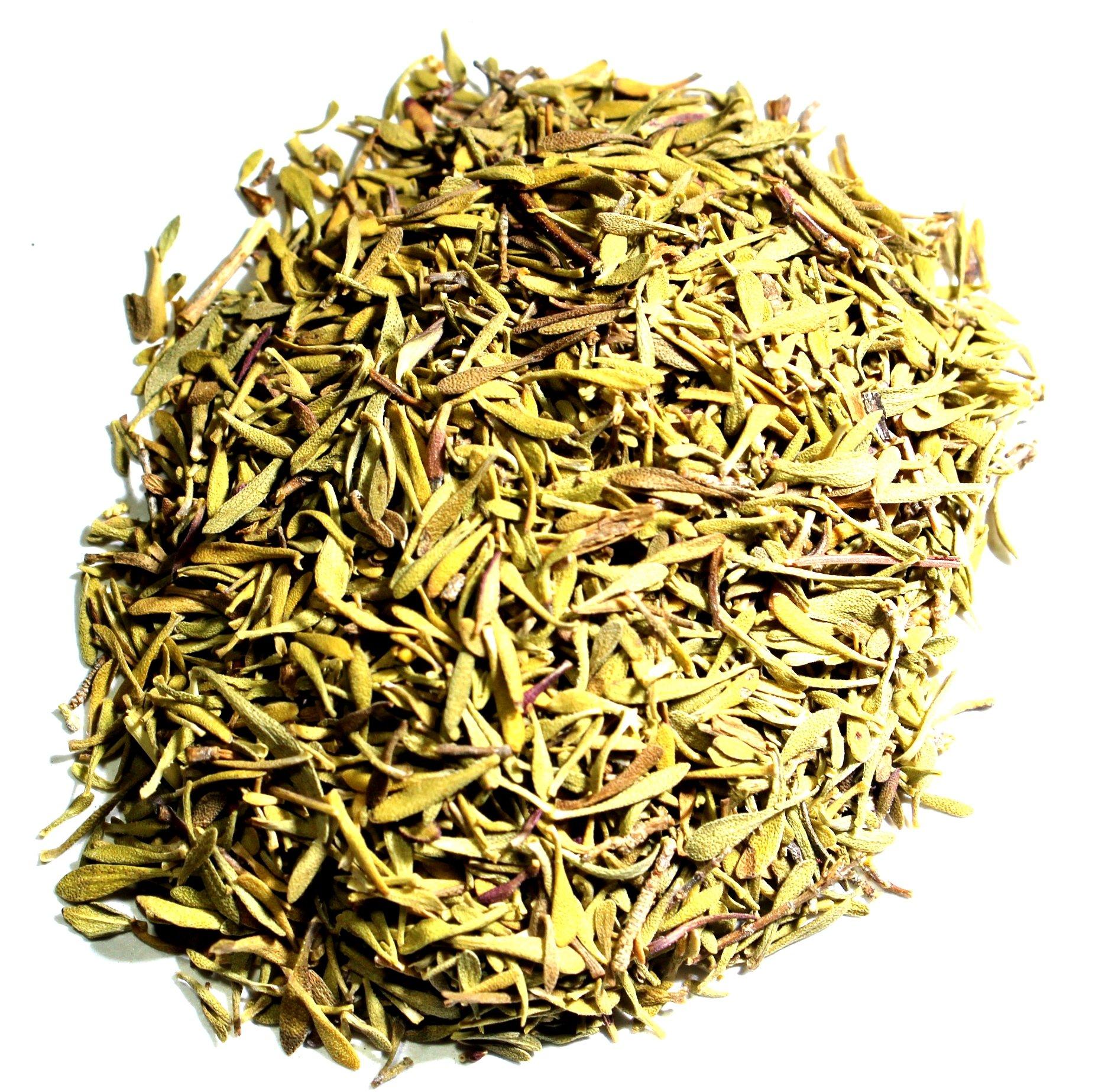 Nelson's Tea, Thyme (Thymus vulgaris), Cut & Sifted (16 oz.) by Nelson's Tea