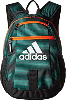 6528a1bef53 Amazon.com  adidas Foundation Backpack, Blue Jersey Onix, One Size ...
