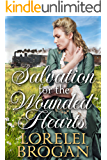 Salvation for the Wounded Hearts: A Historical Western Romance Book