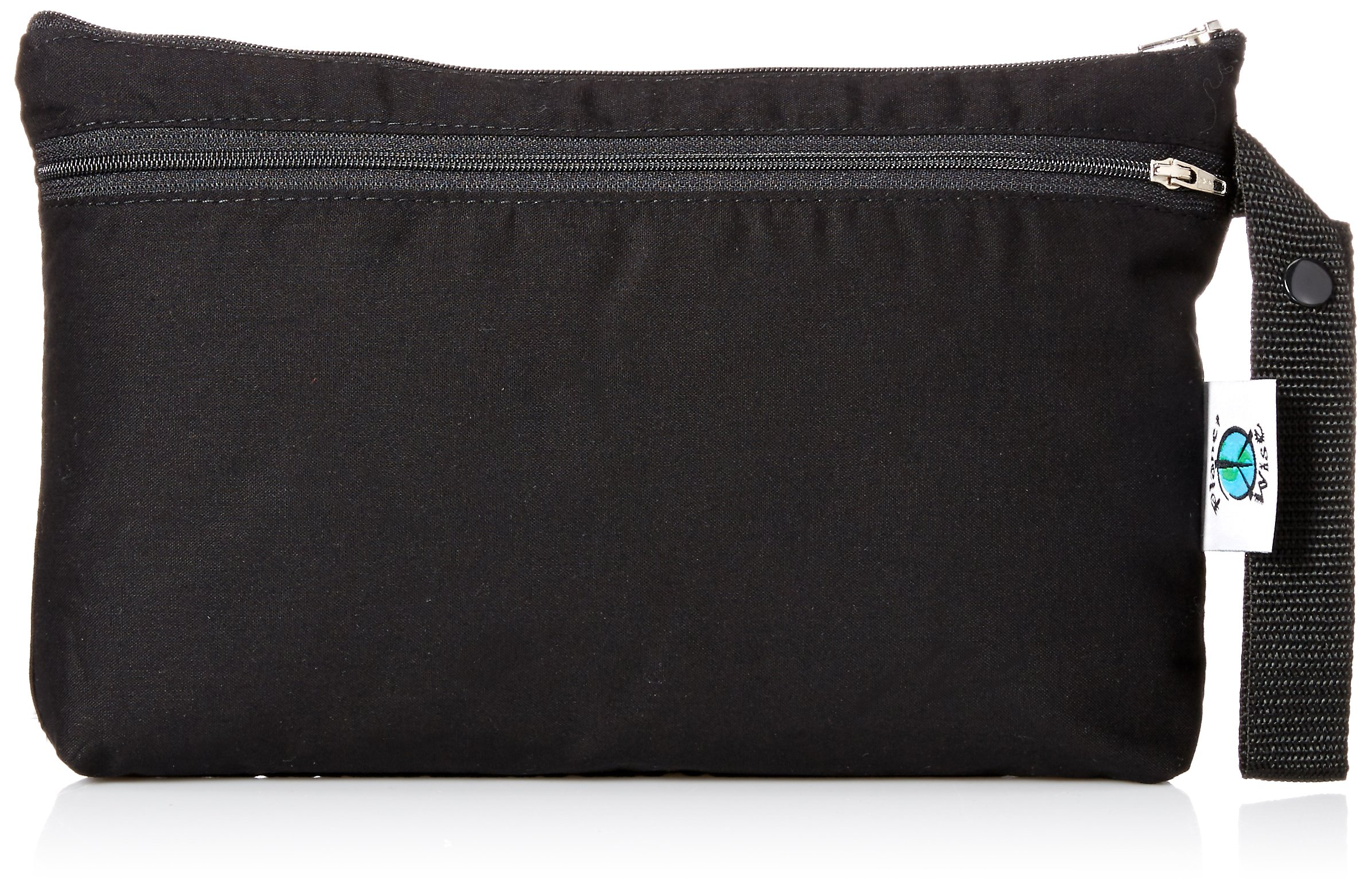 Planet Wise clutch Wet/Dry Bag, Black
