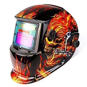 DEKO Auto Darkening Welding Helmet