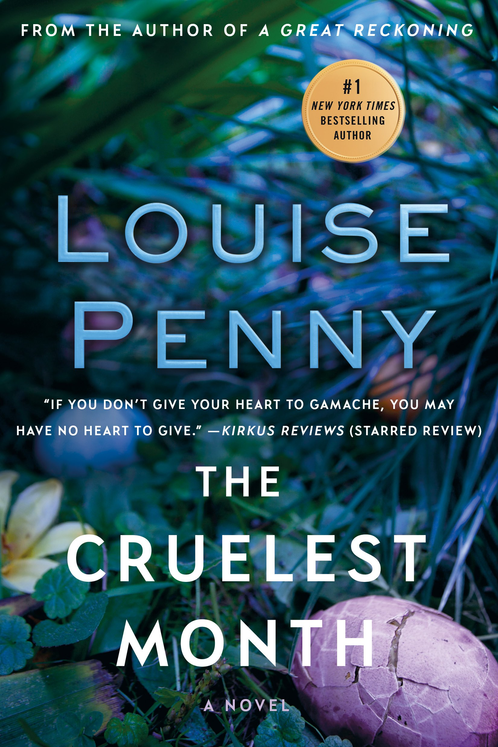 louise penny books in order of publication
