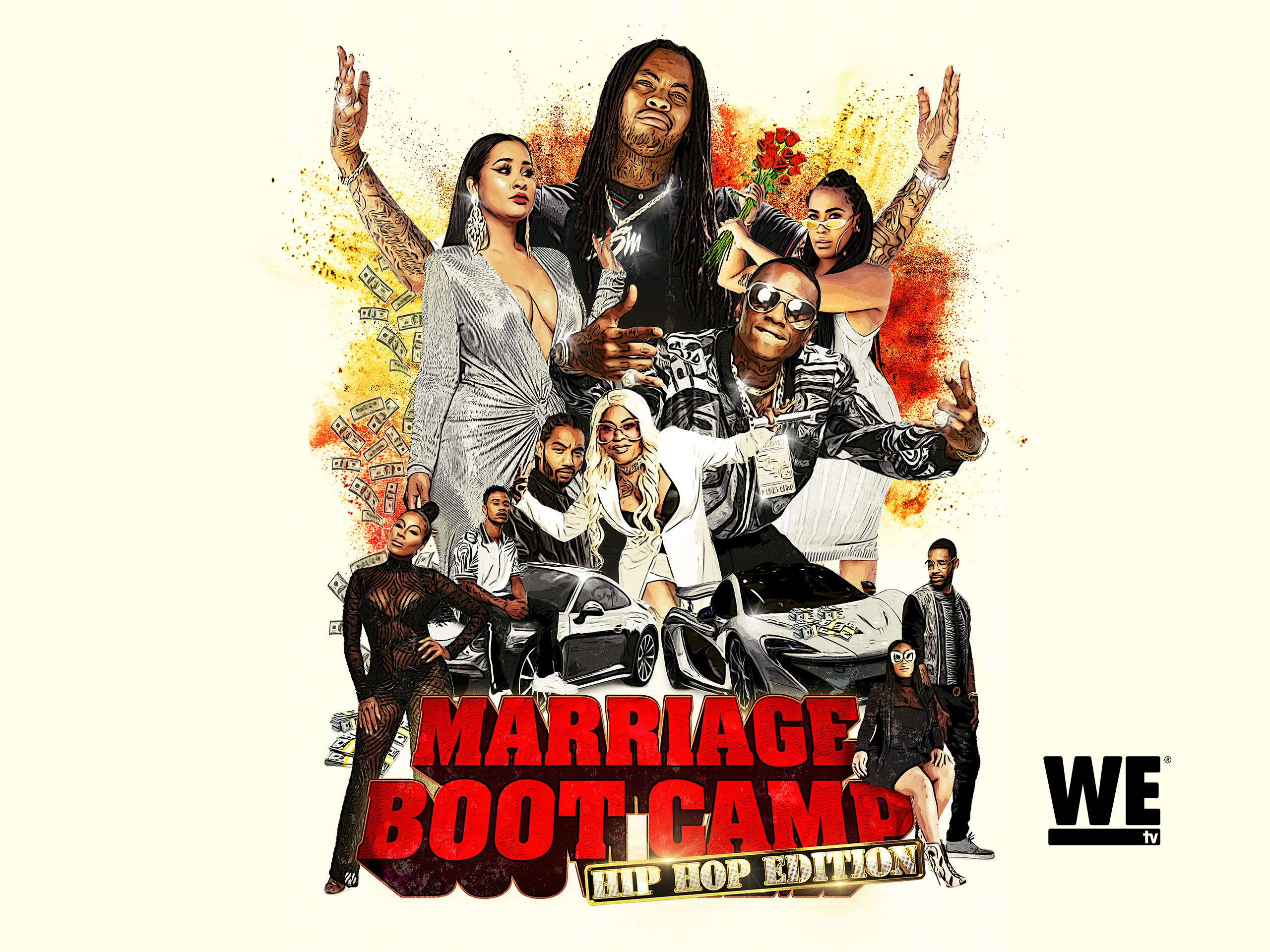 Amazon com: Watch Marriage Boot Camp: Reality Stars, Season