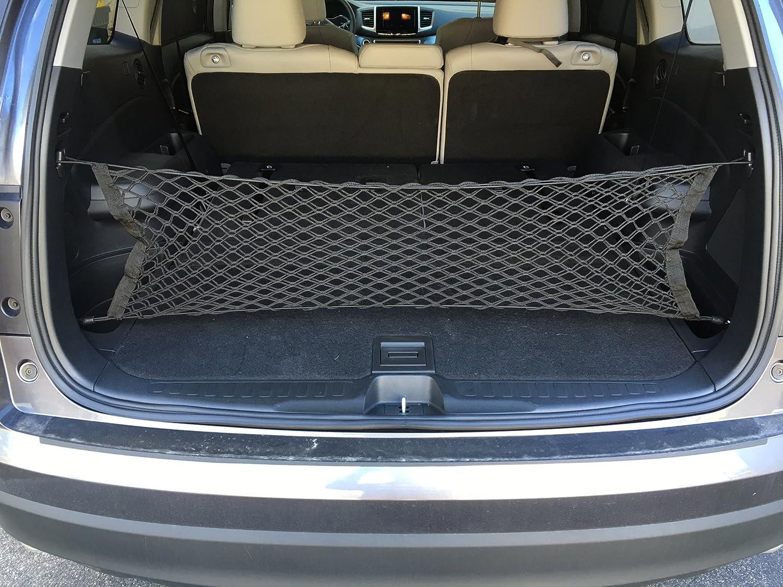 Honda Pilot Accessories >> Trunknets Inc Envelope Style Trunk Cargo Net For Honda Pilot 2016 2017 2018 2019 2020