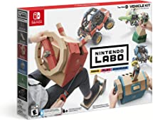 Nintendo Labo Toy Con 03: Vehicle Kit   Switch by By          Nintendo