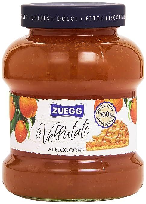 14 opinioni per Zuegg- Le Vellutate, Confettura di Albicocche- 6 pezzi da 700 g [4200 g]