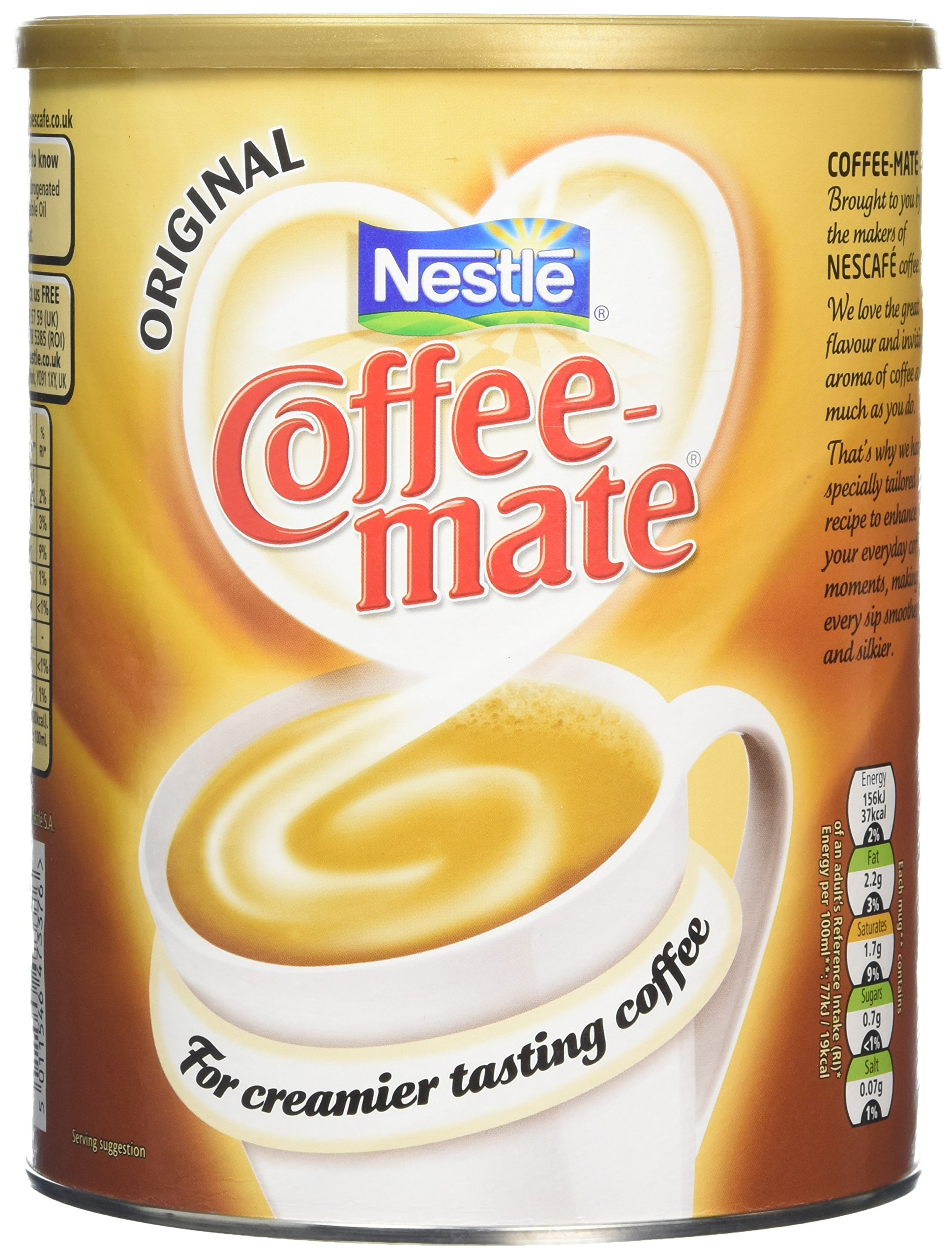 Nestlé Original Coffee Mate, 1kg