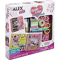 Alex Ton Loisirs CREATIFS Ton Album Mémo-Amies pour la Vie, 106BF-5, Multicolore