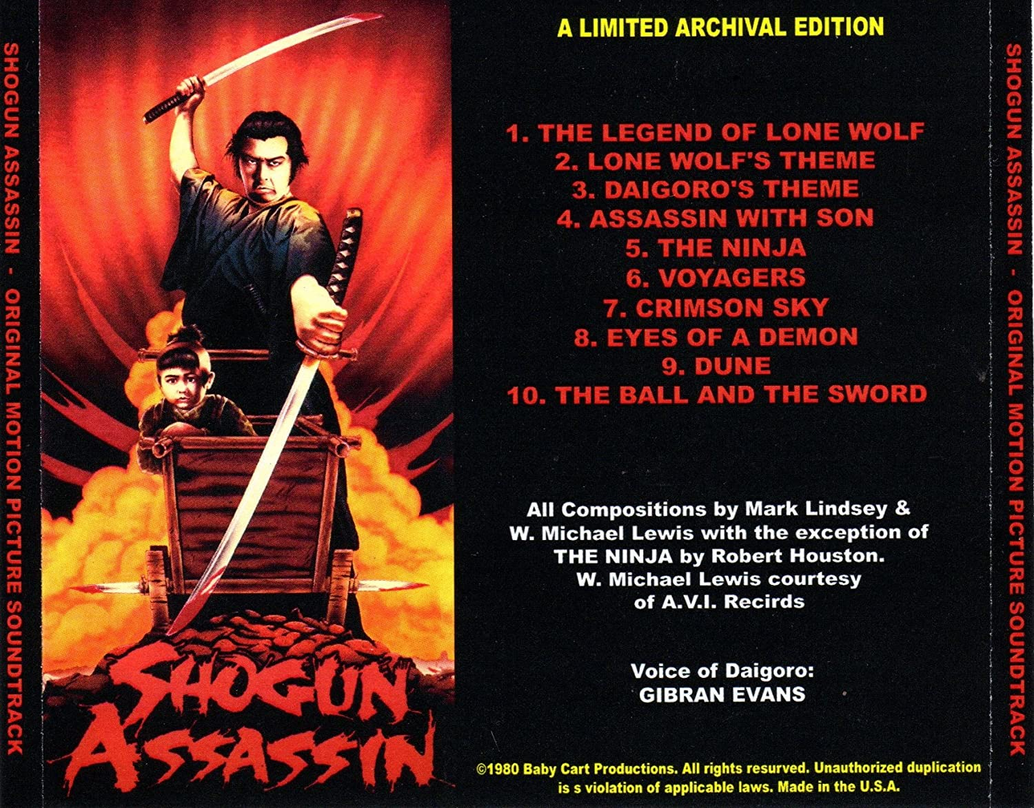 Shogun Assassin: Soundtrack : Amazon.es: Música