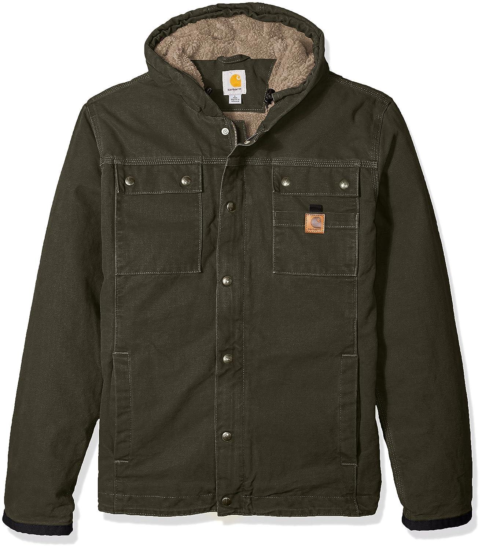 Carhartt Men's Big & Tall Bartlett Jacket Carhartt Sportswear - Mens 102285B