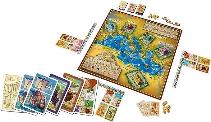 Queen Games 10050 – Neptun: Henn, Dirk: Amazon.es: Juguetes y juegos