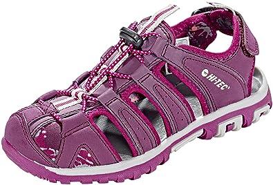 eb77ed02e0450 Hi-Tec Cove - Chaussures Enfant - Rose Violet Pointures UK 6