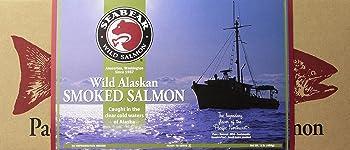 SeaBear 16-Ounce Wild Alaskan Smoked Salmon