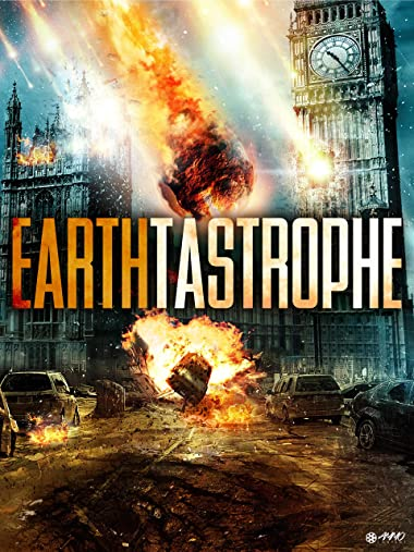 Poster of Earthtastrophe 2016 Movie Download In Hindi