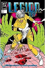 L.E.G.I.O.N. (1989-1994) #7 (LEGION (1989-1994)) Kindle Edition