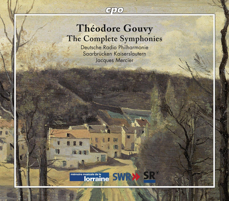 Louis Theodore Gouvy: Complete Symphonies [Box Set]