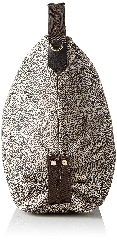 Borbonese Monospalla Hobo bag Large