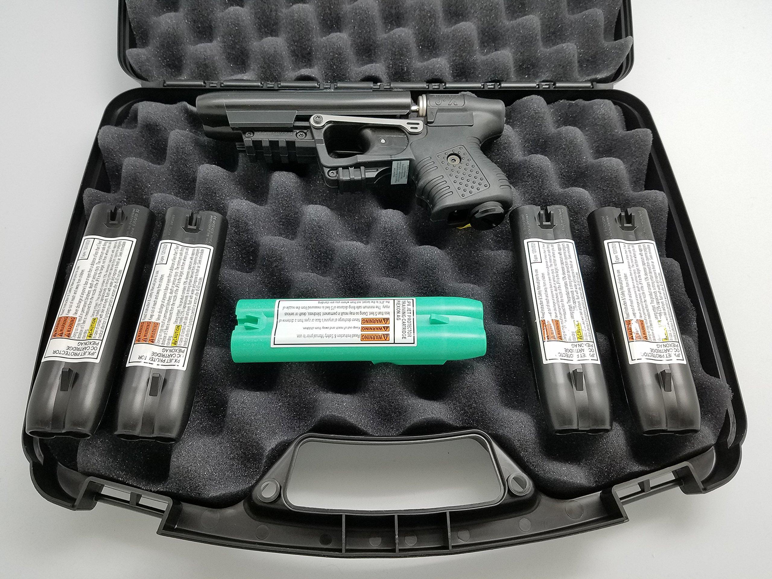 JPX 2 Shot LE Firestorm Pepper Spray Gun Bundle by FireStorm