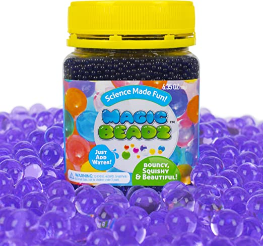 Water Marbles Beads Gel Balls Purple Plants or Candles