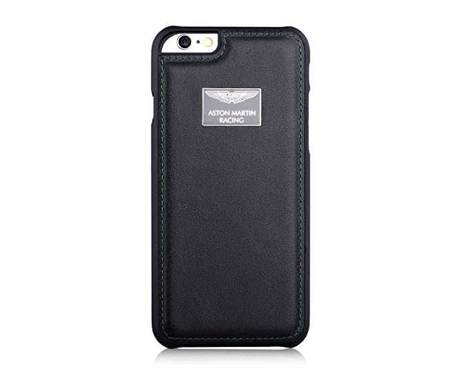 reputable site d40fe 22e1a Aston Martin Racing Luxury Leather Back Case Cover For Apple iPhone 6